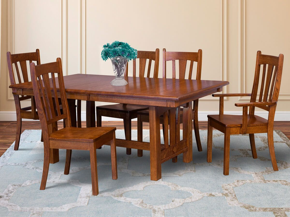 Misty Valley Dining Set
