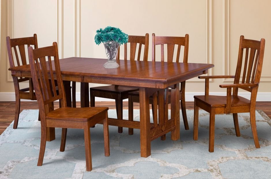 Misty Valley Dining Set image 1