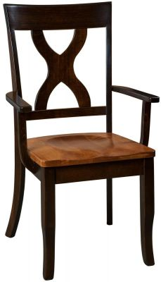 Muirfield French Country Arm Chair
