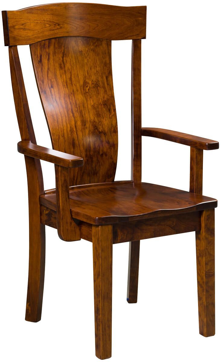 Paquet Dining Room Arm Chair