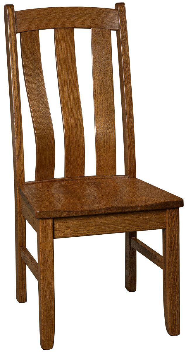 Riedel Modern Shaker Side Chair