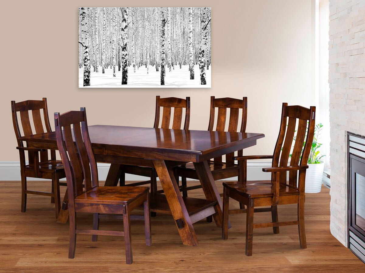 Sawyer Ridge Dining Collection