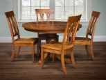 St. Croix Pedestal Table and Chairs