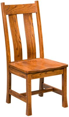 Adobe Mission Amish Kitchen Chair - Countryside Amish Furniture