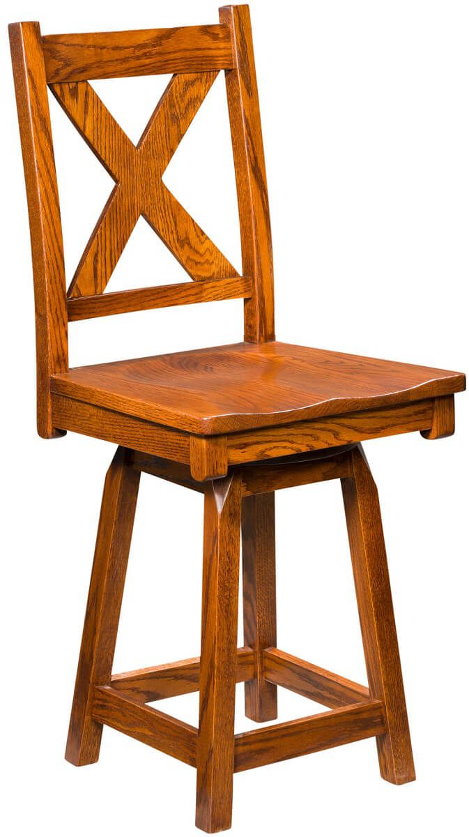 Meyer Swivel Pub Chair