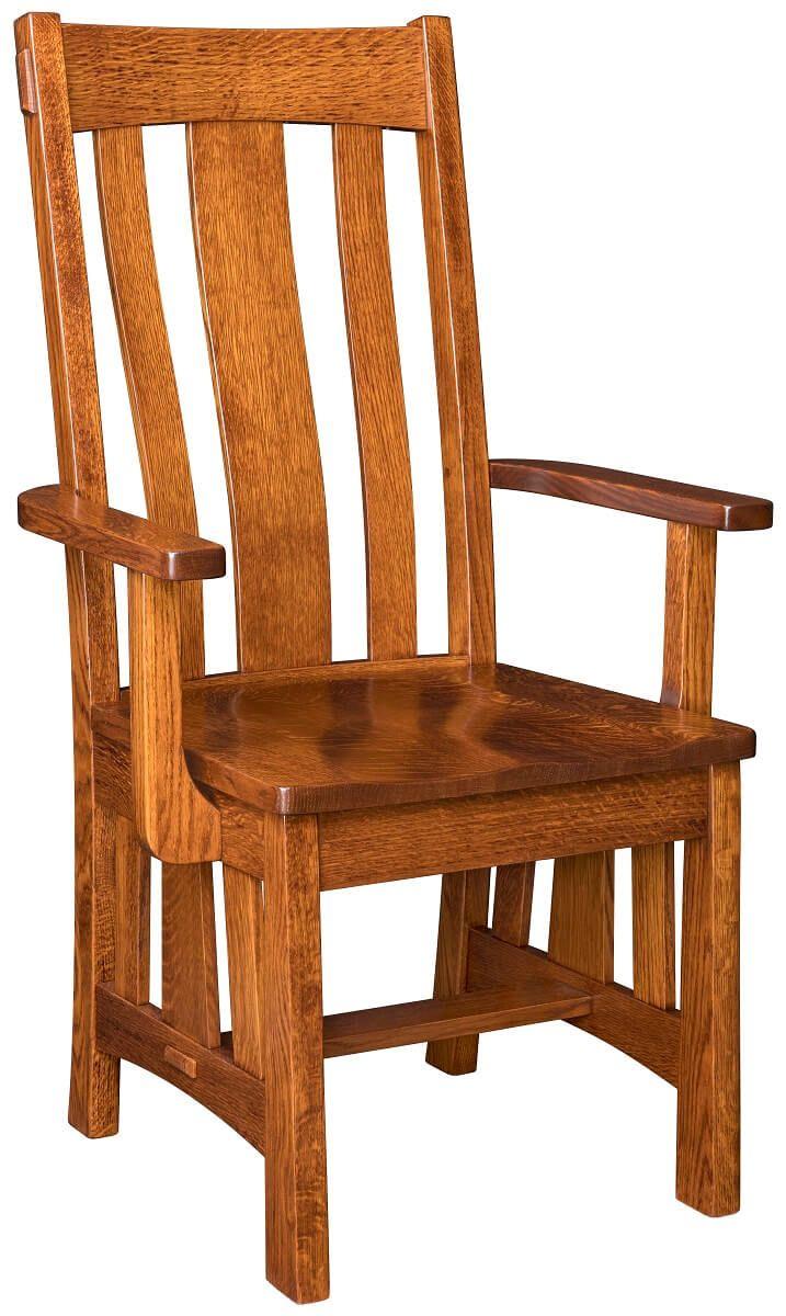 Colorado McCoy Dining Arm Chair