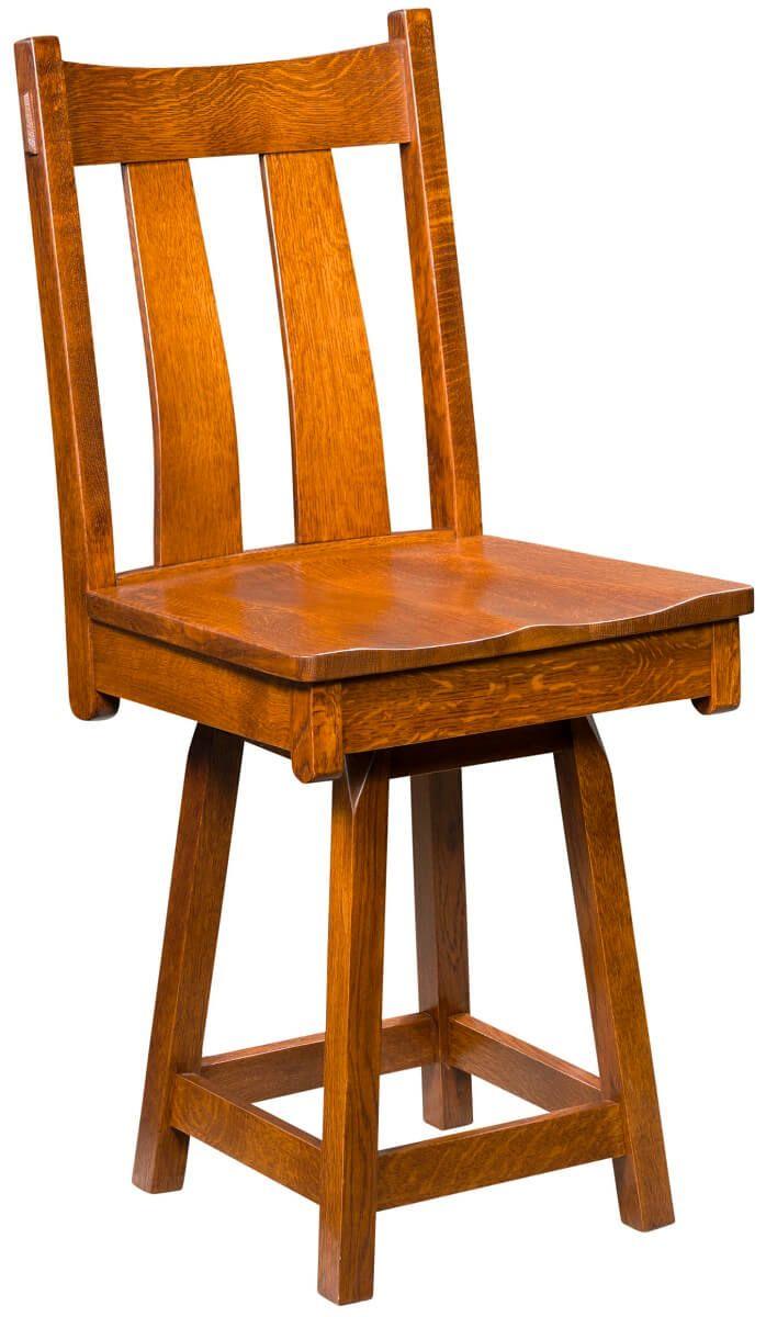Coral Gables Swivel Bar Chair