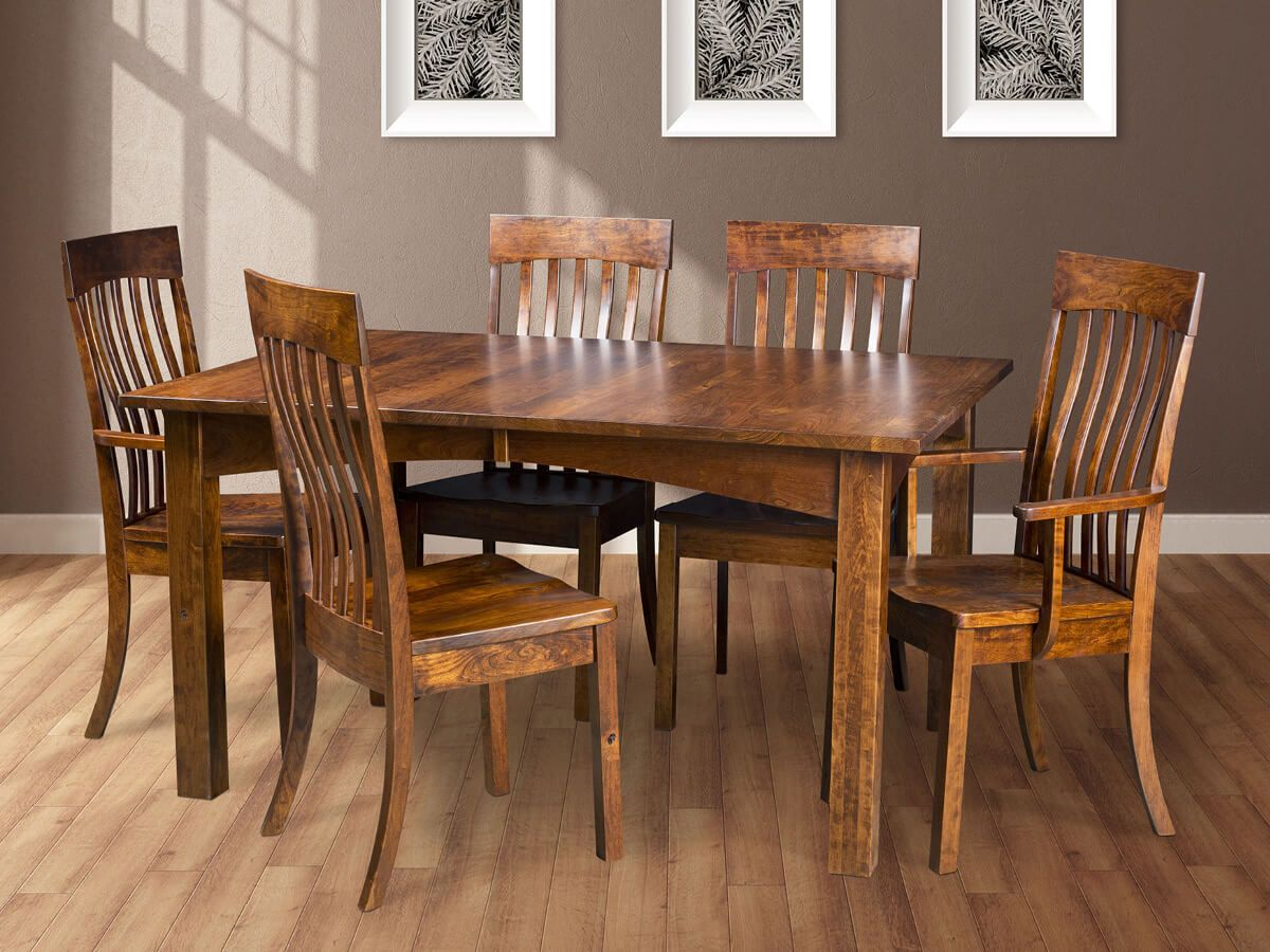 Pacific Dunes Chairs with Enfield Table