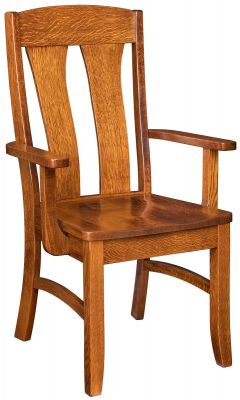 Federal Heights Dining Arm Chair