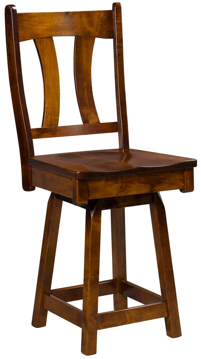 Knoxville Swivel Pub Chair