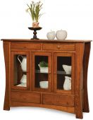 Berkshire Sideboard with Glass Doors