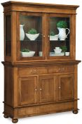 Brisbane China Cabinet Hutch