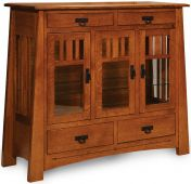 Cabrillo Mission Sideboard