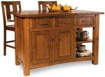Cholla Trail Kitchen Island