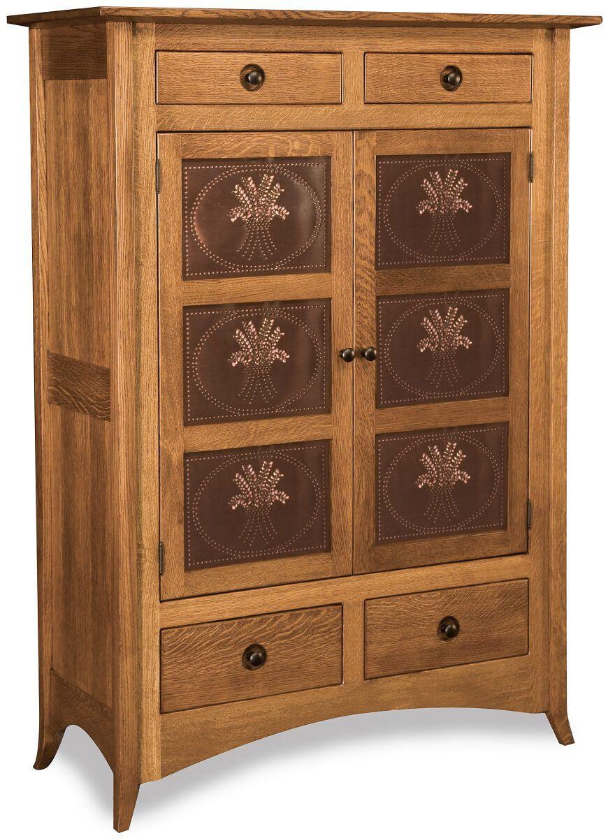 Cohen Shaker Pantry Cabinet