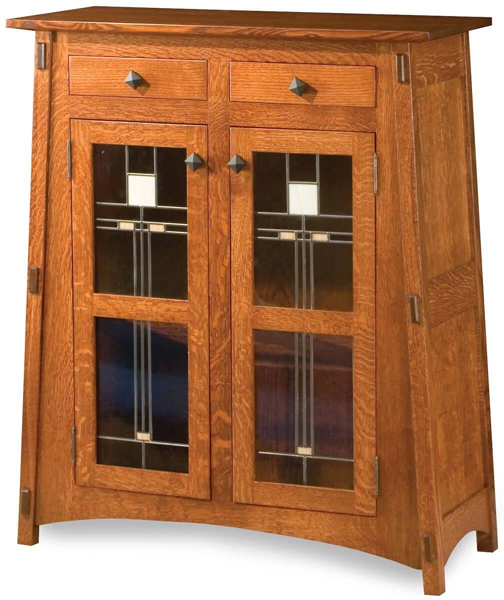 Colorado McCoy Glass Display Cabinet