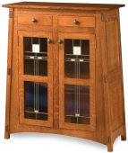 Colorado McCoy Glass Display Cabinet