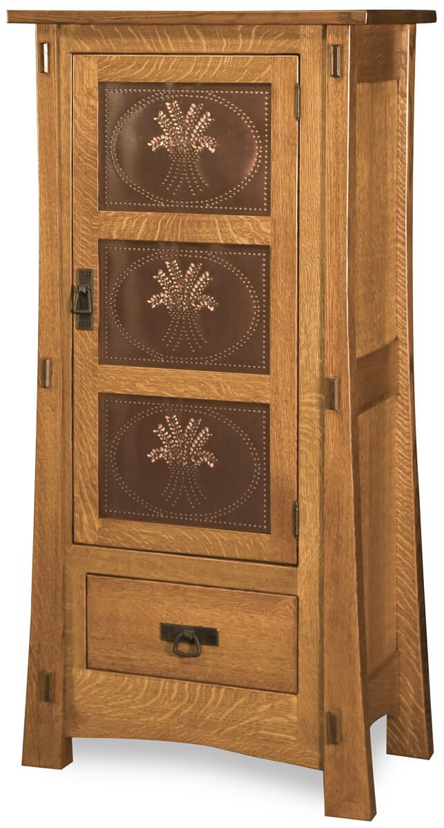Del Toro Narrow Pantry Cabinet