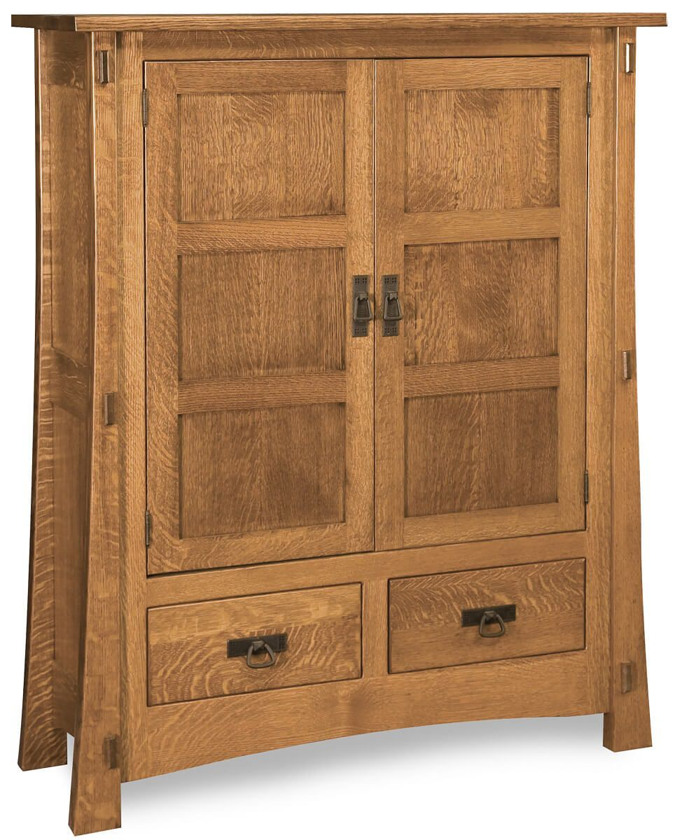 Del Toro Solid Wood Cabinet