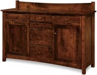 Enfield Solid Wood Buffet