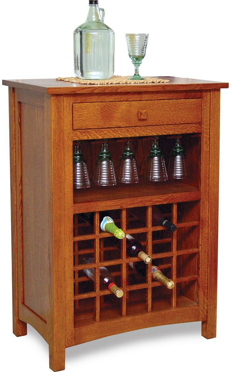 Holloway Small Wine Rack