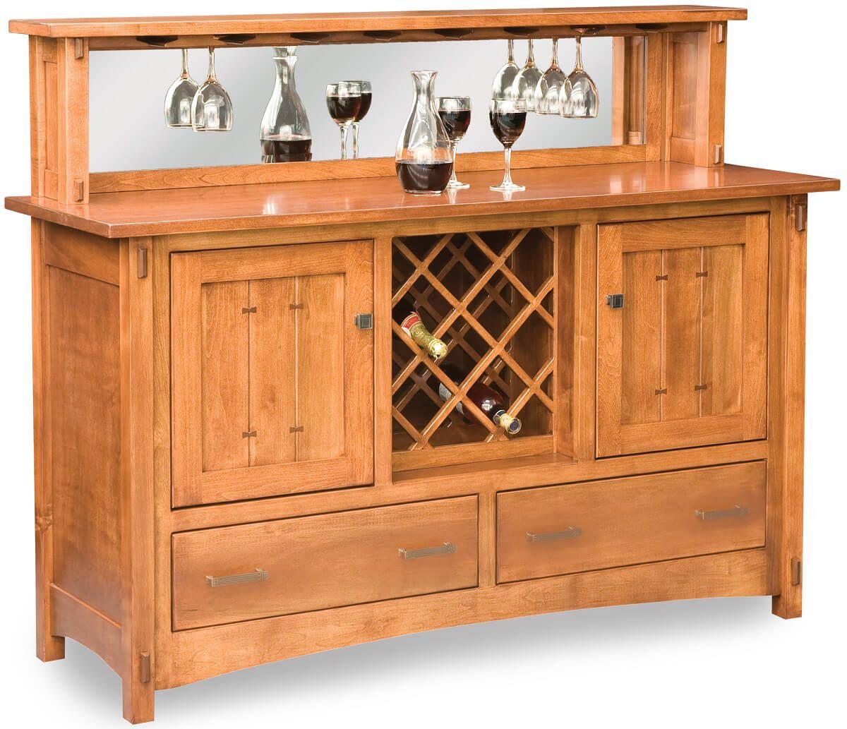 Merrywood Wine Cabinet