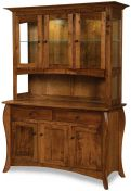 Mystique Amish Made China Hutch