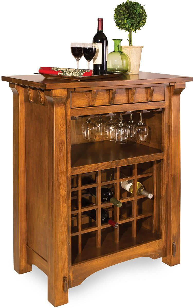San Rafael Wine Cabinet