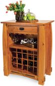 Sitka Craftsman Wine Rack