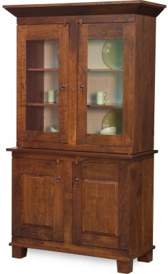 Audrey Early American Hutch