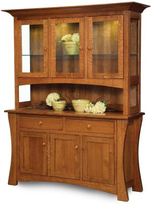 Berkshire Craftsman China Cabinet