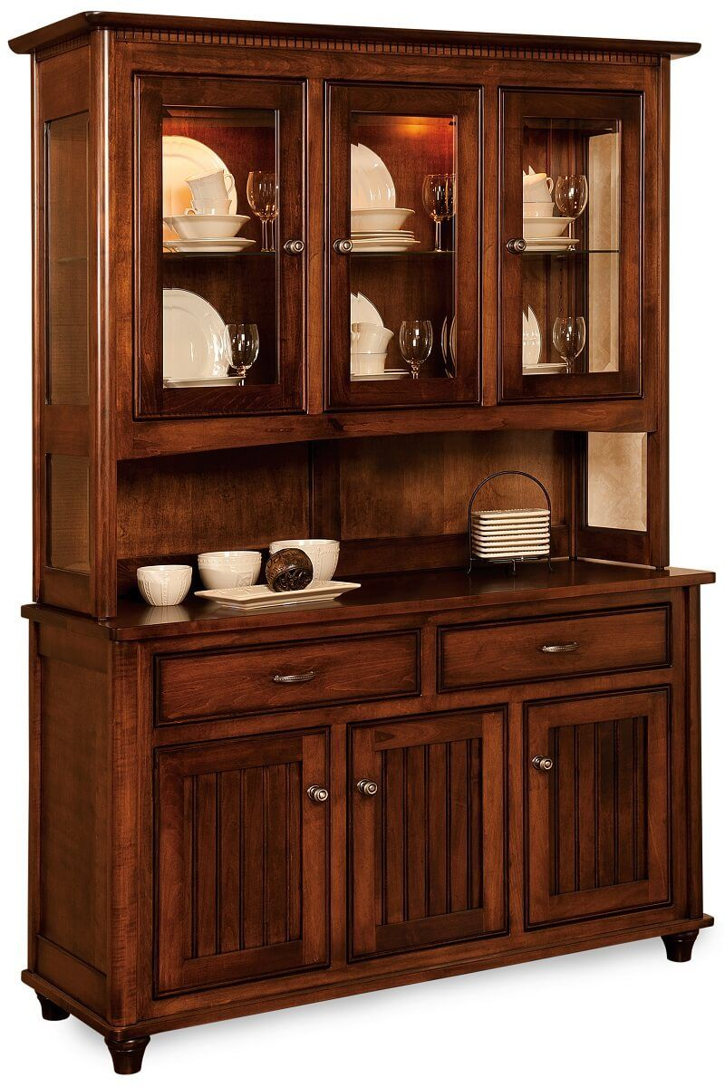 Duncanville China Display Cabinet