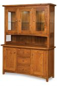 Harrisburg Amish China Hutch