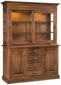 Kettle Falls Sliding Door Hutch