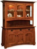 Sitka Craftsman China Hutch
