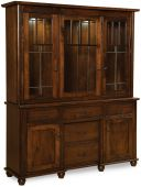 Stafford Amish China Hutch