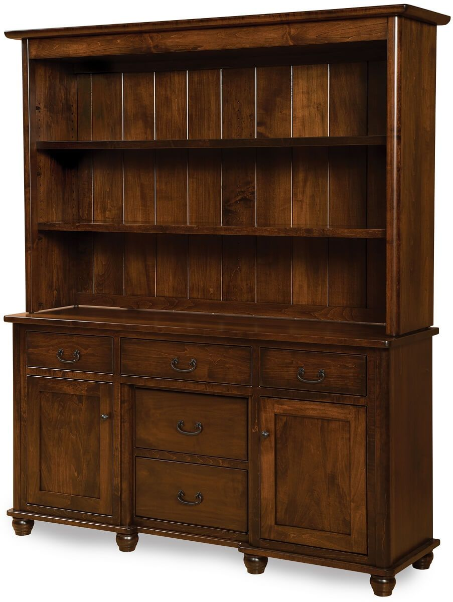 Stafford Open Front Welsh Dresser