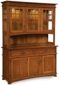 Summerhill Wooden China Cabinet