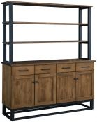Ashdown Industrial Dining Cabinet