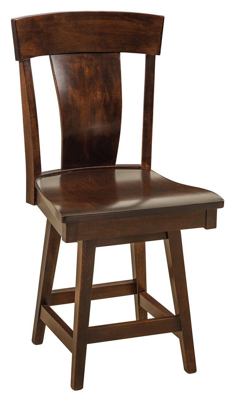 Swarovski Swivel Amish Bar Stool Countryside Amish Furniture : SwarovskiSwivelBarStool768130080 from www.countrysideamishfurniture.com size 768 x 1300 jpeg 117kB
