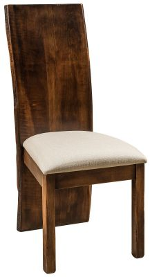 Adele Live Edge Chair