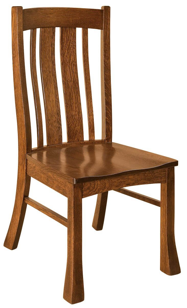 Cross Timbers Craftsman Chairs Countryside Amish Furniture