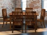 Enfield Table and El Rancho Chairs