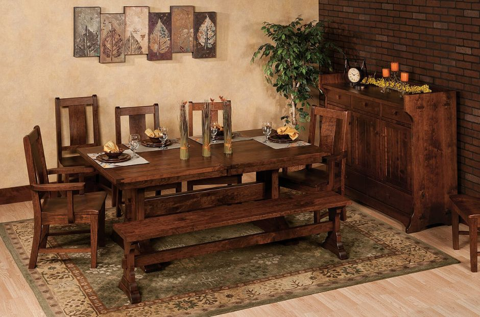 Amazing Harrisburg Dining Room Furniture Set Countryside Amish Home Interior And Landscaping Ologienasavecom
