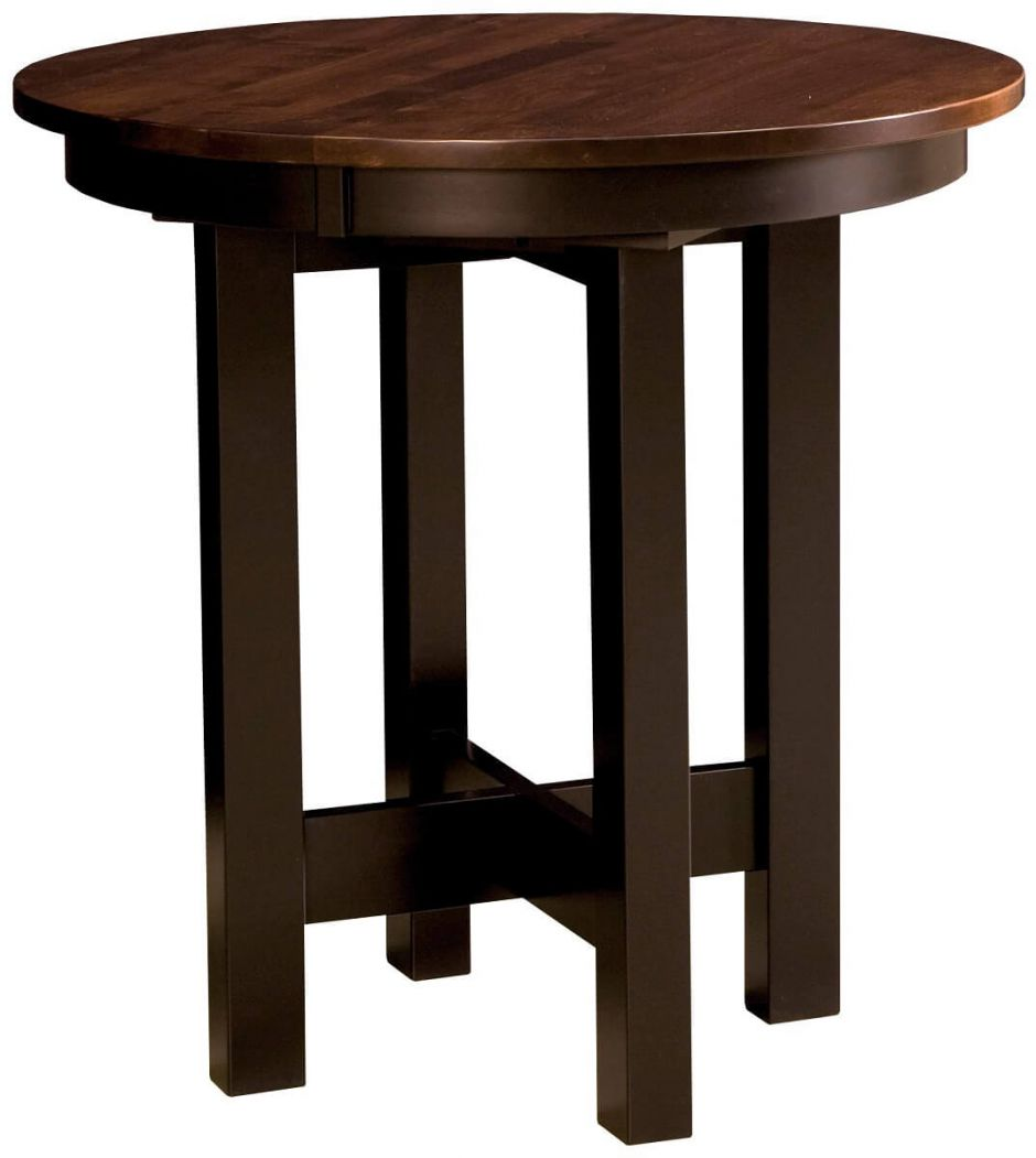 Lacrosse Bar Height Table - Countryside Amish Furniture