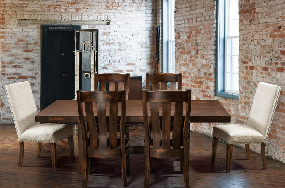 Nordhoff Dining Room Furniture Set image 2