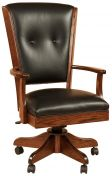 Van Cleeve Upholstered Desk Chair
