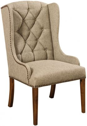 Current Trends Allow Tremendous Freedom In Choosing Your Dining Room Chairs Choose Six That Are Similar Or Pick Just One Has Both Arm And Side Chair