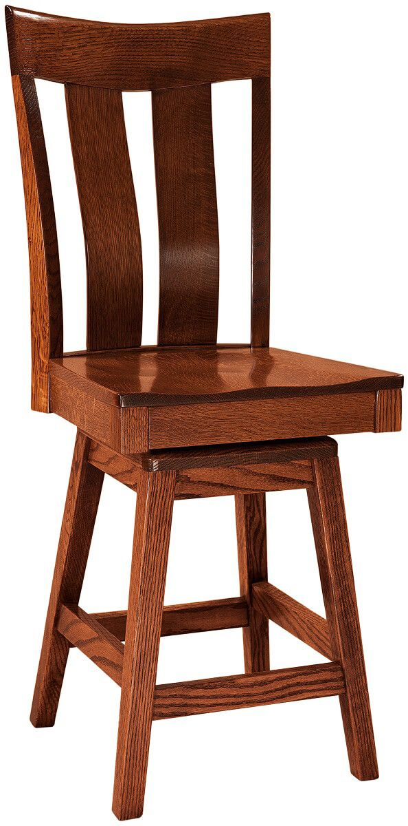 Redding Swivel Bar Chair