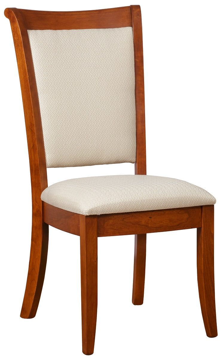 Upholstered Amish Dining Chair